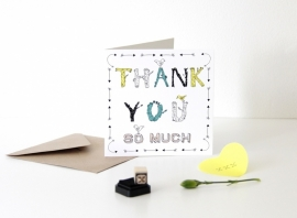Card - Thank you