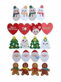Christmas Cards Accordeon II