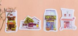 Stickerset - Little House