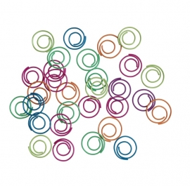 Paperclips spiraal