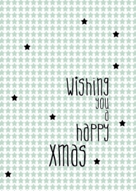Christmas Card Happy Xmas