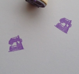 Mini stamp - Sewing machine