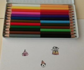 Double Happiness Pencils