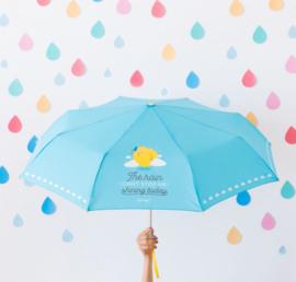 Paraplu - The rain can't stop me shining today