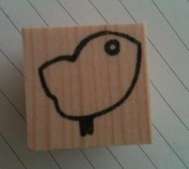 Stamp Bird