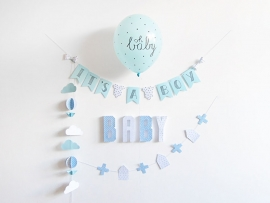 Baby Shower DIY Pakket - Jongen