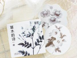 Stickerset - Plant Poem