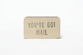 Stempel You've got mail - Studio Maas
