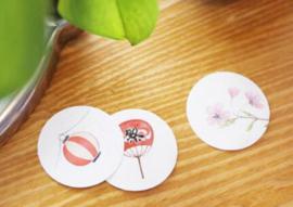 Stickerset - Japanese Story