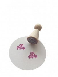 Mini Stempel - Ufo