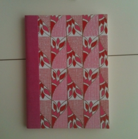 Notebook Pink Flower