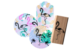 Stempel Flamingo Medium MH