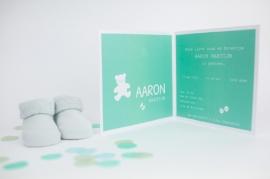 Proefkaartje Aaron