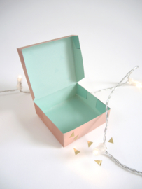 Gift Box Template - Cube