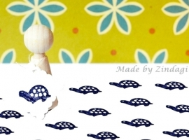 Mini stamp - Turtle