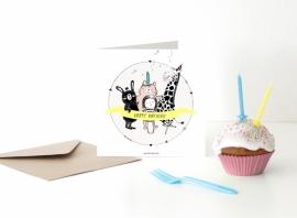 Card - Sing Happy Birthday