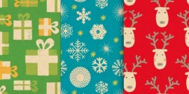 Winter Wrapping Paper