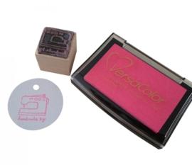 Stempelkussen VersaColor roze - pink