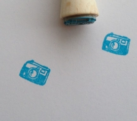 Mini stamp - Photo camera