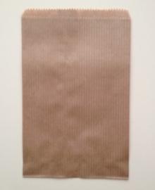 Flat Bags Kraft 10x16cm