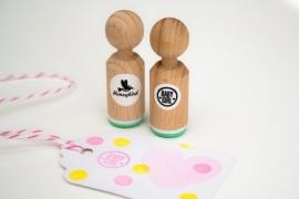 Pawn Stamp - Baby Girl