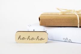 Stamp Ho Ho Ho - Studio Maas