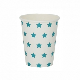 Paper Cups - Turquoise