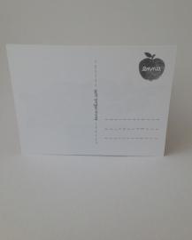 Postkaart Ein freund