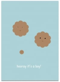 hooray it's a boy!