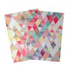Letter- and craftpaper - Color