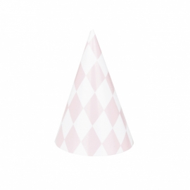 Paper Hats - Pink