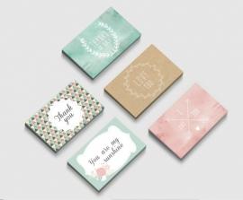 Mini Greeting Cards Dreamkey