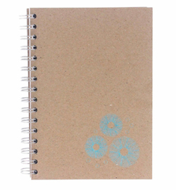 Bulletjournal Fossil – Sea Urchin Fluting grey