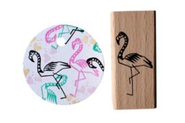 Stempel Flamingo Medium MH