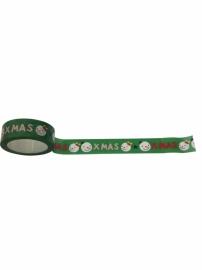 Masking Tape Kerst  x mas .56