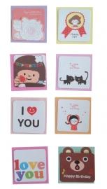 Minikaartjes I
