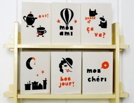 Card - MON cheri