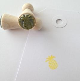 Mini stempel - Ananas