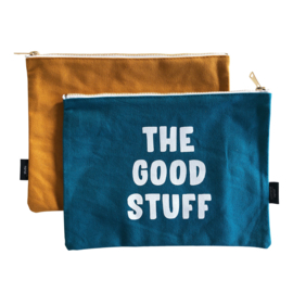 Canvas bag The good stuff