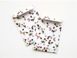 Confetti Envelopes Dreamkey - Small