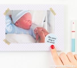 Album Baby - Hello world! My first year