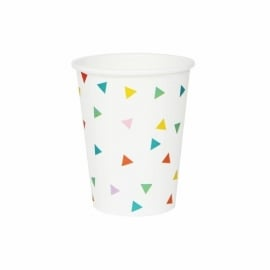 Paper Cups - Multi Color