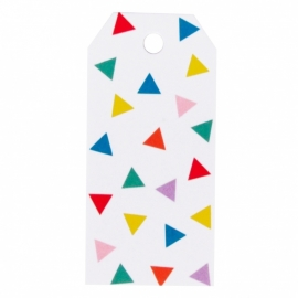 Gift tags - multi color