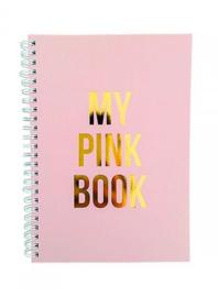 Notebook My pink notebook