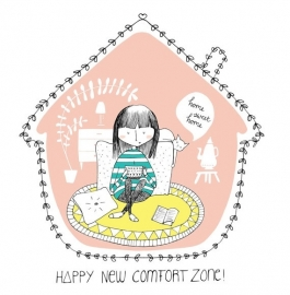 Card - Happy New Comfortzone