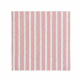 Papieren servetten - roze