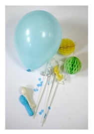 Balloon Sticks Mini