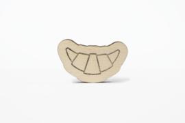 Stempel Croissant - Studio Maas
