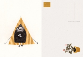 Postcard Tent