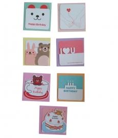 Minikaartjes II